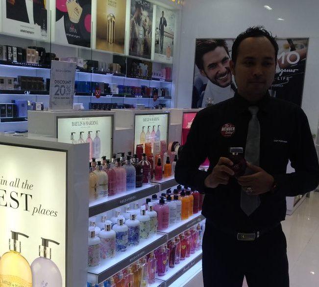C&F Perfumery